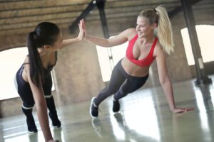 Pilates is a great way to increase strength after injury